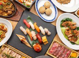 「宅配レストラン ごちそうデリ」では全6業態のお店の味を一度に注文できます(写真はイメージ)