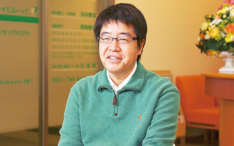 フィールファインクリニックの岡本浩一院長