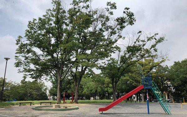 王禅寺公園