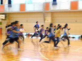 2020/11/22(金)小学生のスポーツ防犯教室