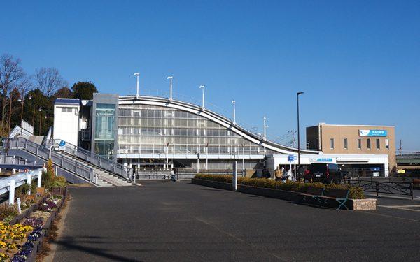 小田急線はるひ野駅