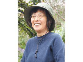PEOPLE in ASAO《vol.69》杉浦 百合子さん「景観に馴染むナチュラルガーデンを介して 花好きな人たちの輪が広がれば」