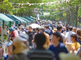 2019/5/18(土)・19(日)Vege&Fork Market Vol.18