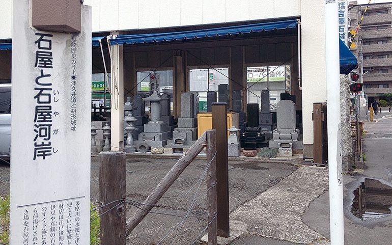 吉澤石材店