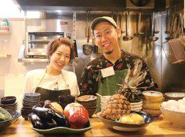 沖縄出身の夫妻が営むアットホームな心地よい空間で沖縄を感じよう
