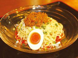 冷やし担々麺850円(税込)