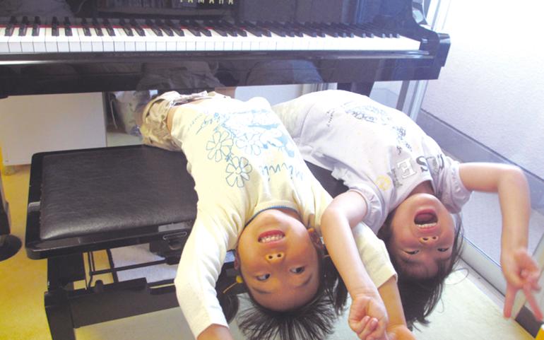 ピアノ生徒イメージ