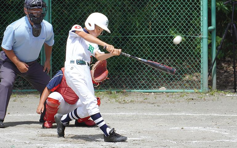みどり少年野球クラブイメージ